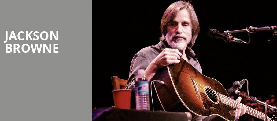 Jackson Browne, Hard Rock Live At The Seminole Hard Rock Hotel Casino, Fort Lauderdale