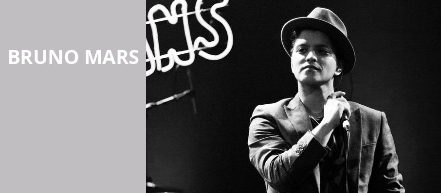 Bruno Mars, BBT Center, Fort Lauderdale