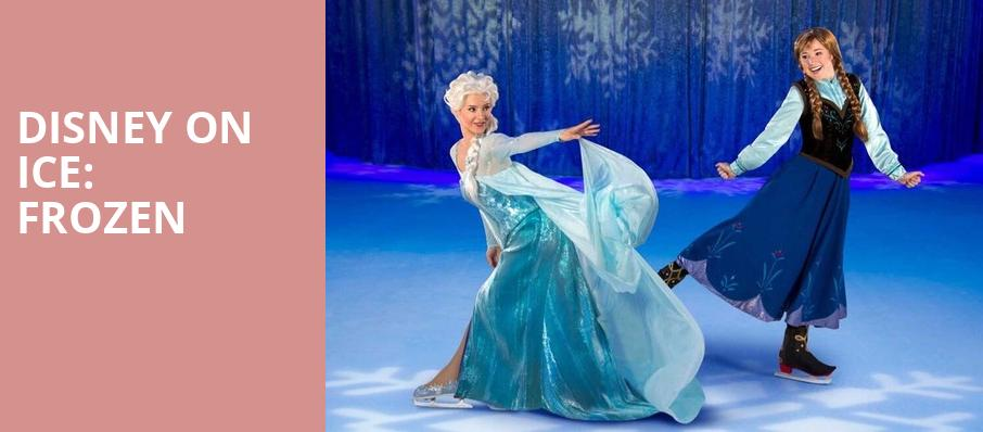 Disney On Ice Frozen, BBT Center, Fort Lauderdale