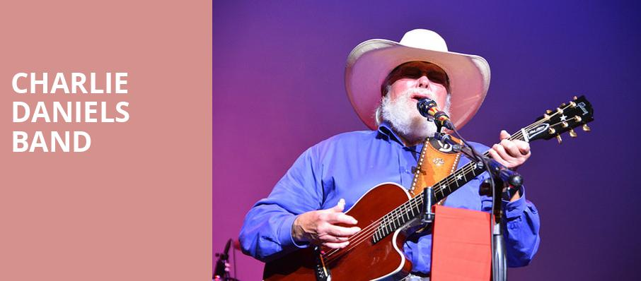 Charlie Daniels Band, Great Hall, Fort Lauderdale