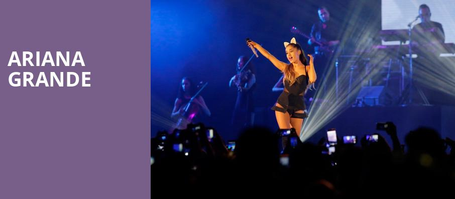 Ariana Grande, BBT Center, Fort Lauderdale