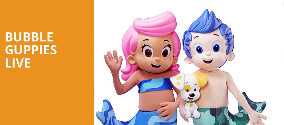Bubble Guppies Live, Au Rene Theater, Fort Lauderdale