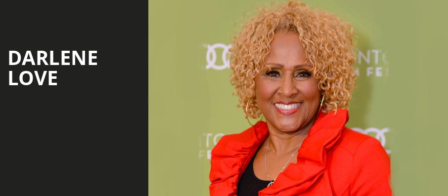 Darlene Love, Parker Playhouse, Fort Lauderdale