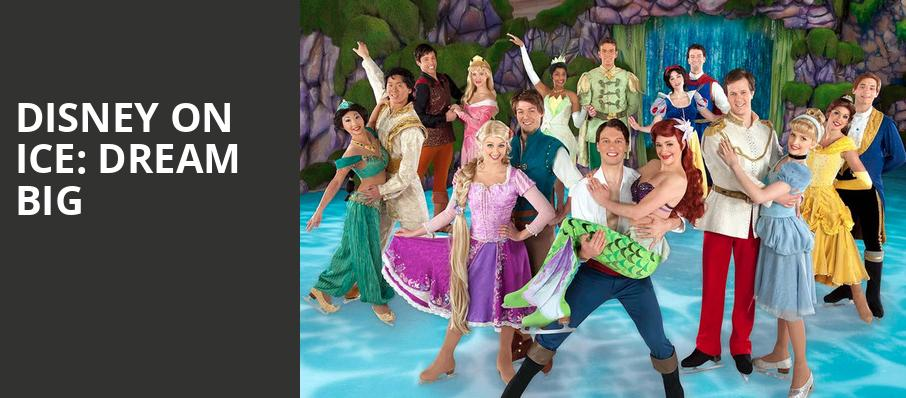 Disney On Ice Dream Big, BBT Center, Fort Lauderdale