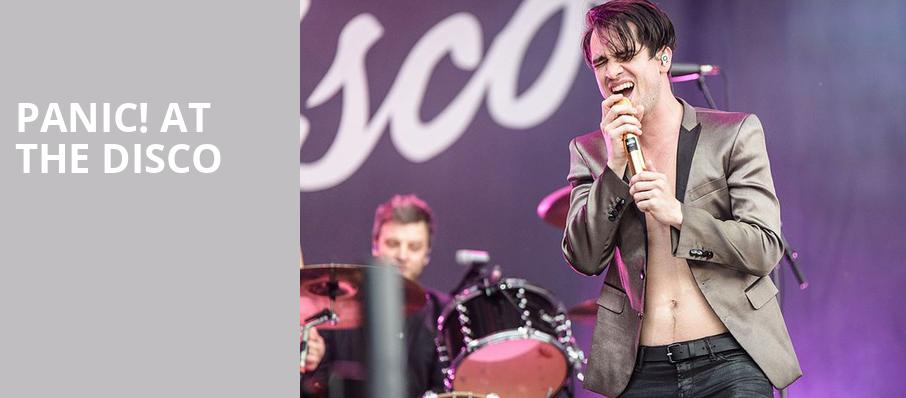 Panic at the Disco, BBT Center, Fort Lauderdale