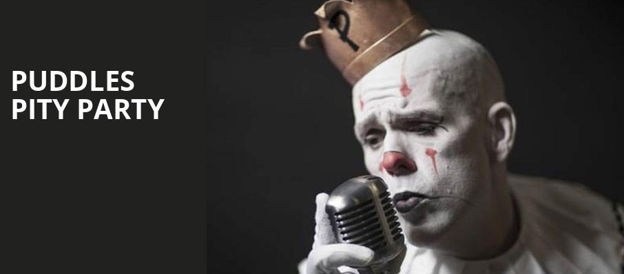 Puddles Pity Party, Parker Playhouse, Fort Lauderdale