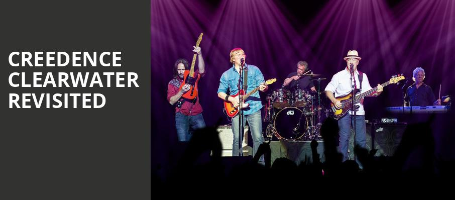 Creedence Clearwater Revisited, Coral Springs Center For The Arts, Fort Lauderdale