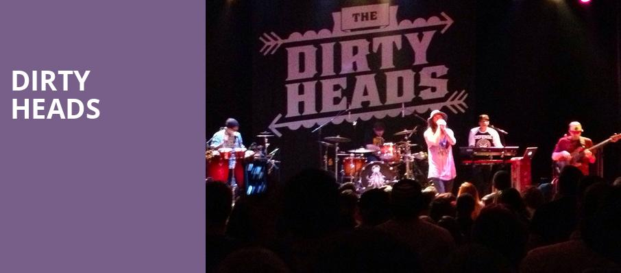 Dirty Heads, Revolution Live, Fort Lauderdale