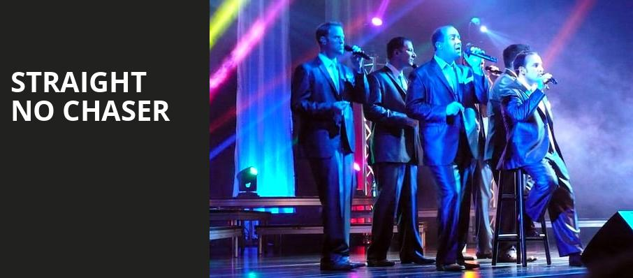 Straight No Chaser, Au Rene Theater, Fort Lauderdale