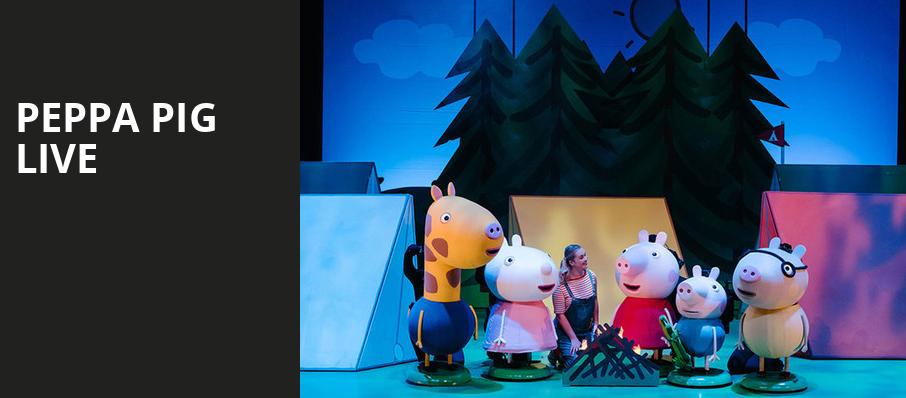 Peppa Pig Live, Au Rene Theater, Fort Lauderdale