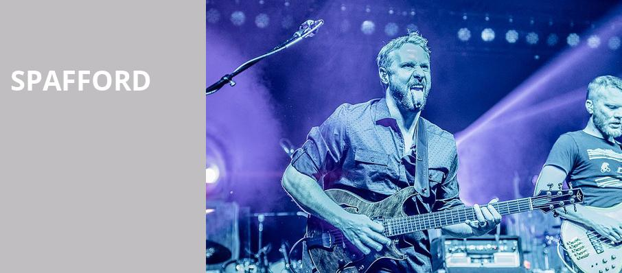 Spafford, Culture Room, Fort Lauderdale