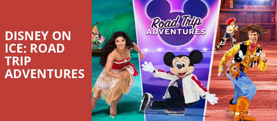 Disney On Ice Road Trip Adventures, BBT Center, Fort Lauderdale