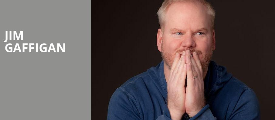 Jim Gaffigan, Hard Rock Live, Fort Lauderdale