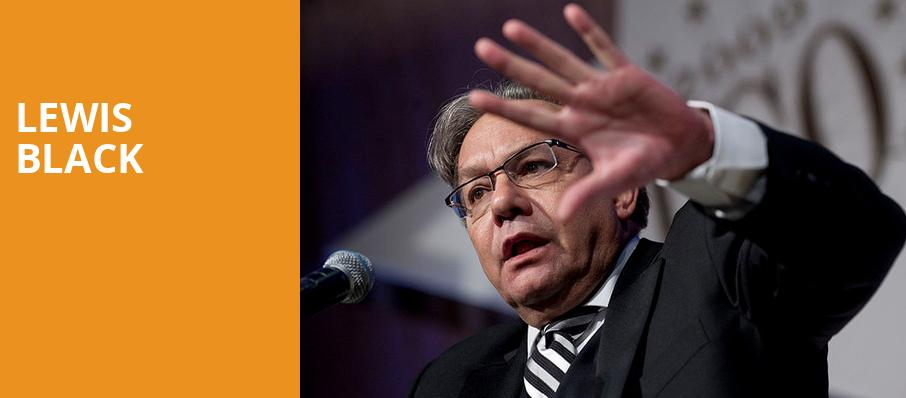 Lewis Black, Coral Springs Center For The Arts, Fort Lauderdale