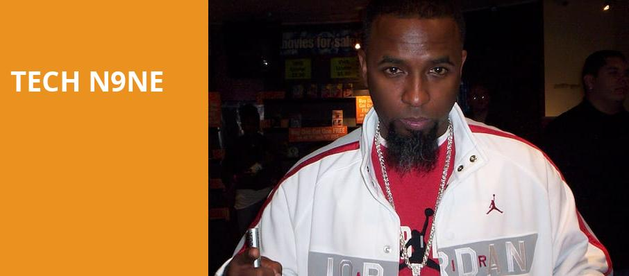 Tech N9ne, Culture Room, Fort Lauderdale