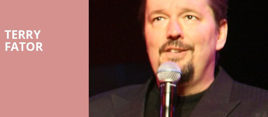 Terry Fator, Coral Springs Center For The Arts, Fort Lauderdale