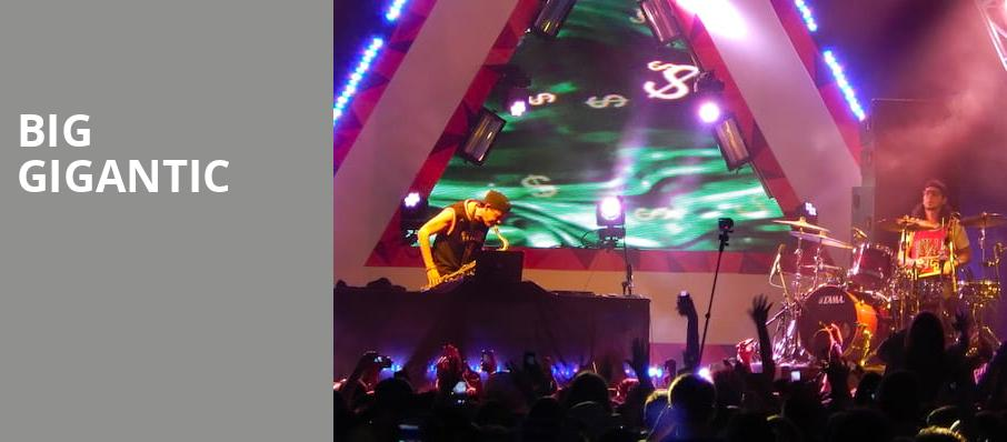 Big Gigantic, Revolution Live, Fort Lauderdale