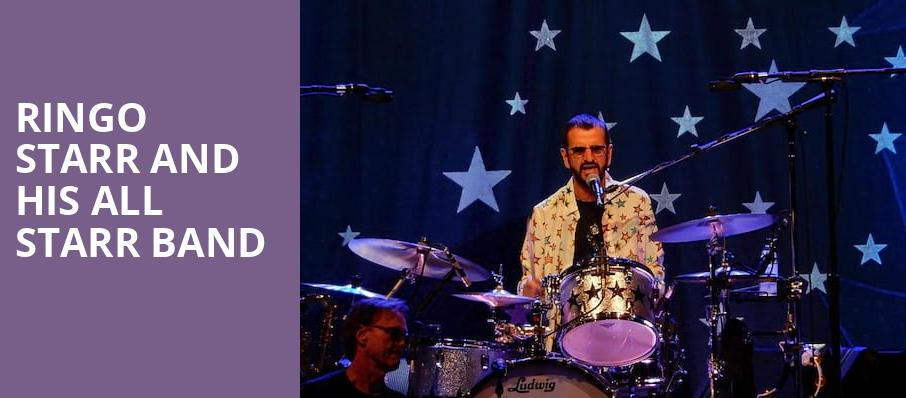 Ringo Starr And His All Starr Band, Hard Rock Live, Fort Lauderdale