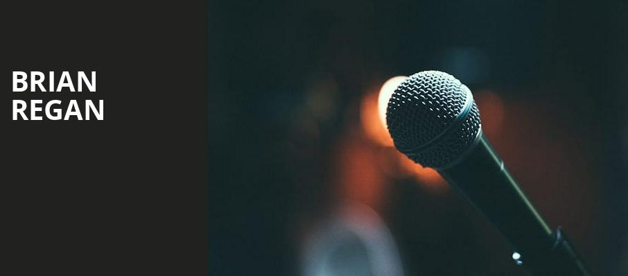 Brian Regan, Parker Playhouse, Fort Lauderdale