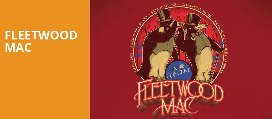 Fleetwood Mac, BBT Center, Fort Lauderdale