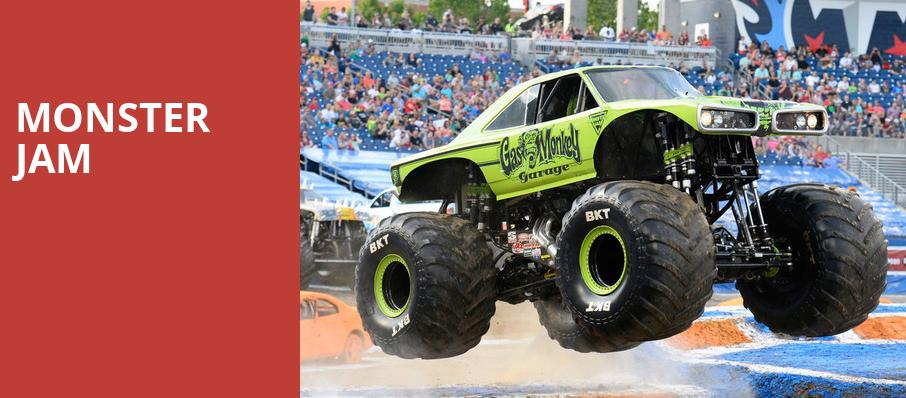 Monster Jam, BBT Center, Fort Lauderdale