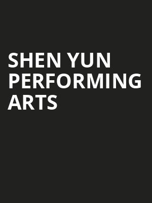 Shen Yun Performing Arts Poster
